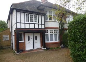 Thumbnail 2 bed flat to rent in Finchley Way, Finchley, London