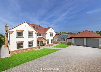 Thumbnail 5 bed detached house for sale in Prospect Lane, Harpenden, Hertfordshire
