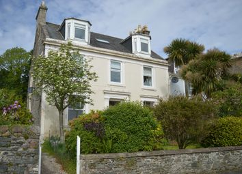 Thumbnail 3 bed flat for sale in 24, Ardbeg Road, Rothesay, Isle Of Bute
