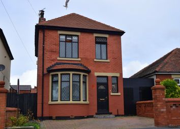 Thumbnail 3 bed detached house for sale in Greenwood Avenue, Blackpool, Lancashire