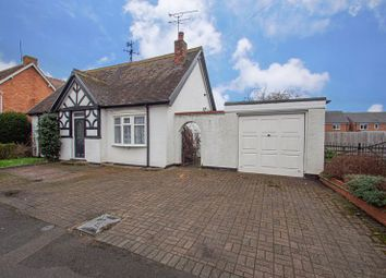 Thumbnail 2 bed bungalow for sale in Worcester Road, Wychbold, Droitwich