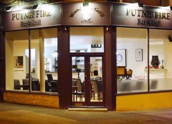 Thumbnail Restaurant/cafe to let in S Circular Road, Putney, London