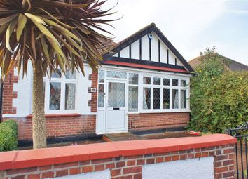 Thumbnail 3 bed bungalow to rent in Balmoral Gardens, London