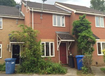 Thumbnail 2 bed terraced house to rent in Finbars Walk, Ipswich