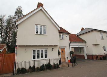 Thumbnail 3 bed semi-detached house to rent in New Street, Dunmow, Essex