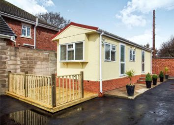 Thumbnail 1 bed mobile/park home for sale in Palma Park Homes, Shelley Street, Loughborough, Leicestershire