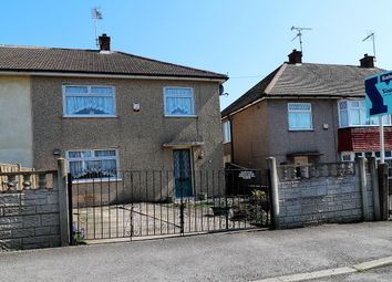 Thumbnail 3 bed semi-detached house for sale in Bosworth Street, Mansfield