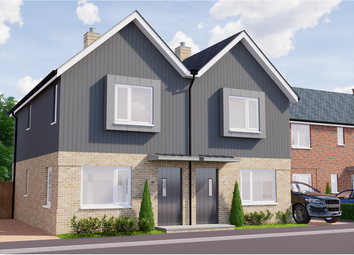 Thumbnail 2 bed semi-detached house for sale in Woodpecker View, Crowborough