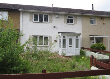 Thumbnail 3 bed terraced house for sale in Bromley Close, Bulwell, Nottingham