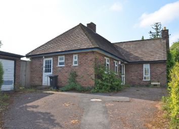 Thumbnail 3 bed bungalow for sale in Worthington Lane, Breedon On The Hill