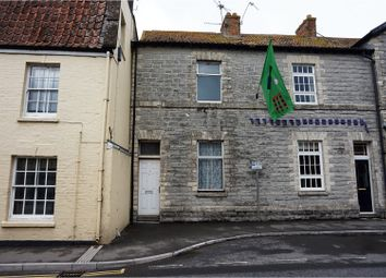 Thumbnail 3 bed end terrace house for sale in Bow Street, Langport