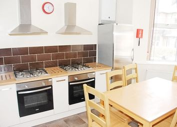 Thumbnail 6 bed end terrace house to rent in Beaufort Road, Sheffield