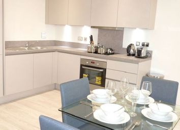 Thumbnail 2 bed flat to rent in Tyrrel Way, London