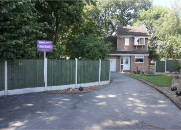 Thumbnail 3 bed detached house for sale in Hambling Close, Nottingham
