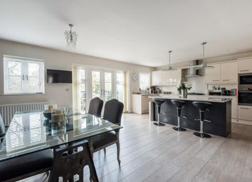 Thumbnail 5 bed detached house for sale in Meadows Drive, Camberley