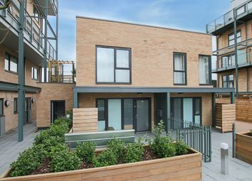 Thumbnail 2 bedroom semi-detached house for sale in Flamsteed Close, Cambridge