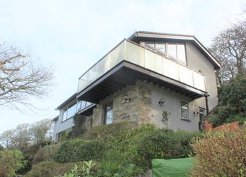 Thumbnail 4 bedroom detached house for sale in Court Road, Newton Ferrers, South Devon