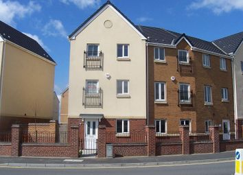 Thumbnail 4 bed end terrace house to rent in Jersey Quay, Aberavon, Port Talbot, .