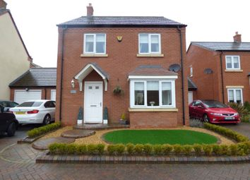 Thumbnail 4 bed property to rent in The Cloisters, Rugeley