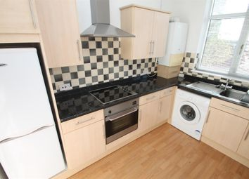 Thumbnail 1 bed flat to rent in Welford Road, Knighton Fields, Leicester