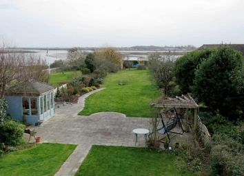 Thumbnail 4 bed detached house for sale in Swans Walk, Salterns Lane, Hayling Island