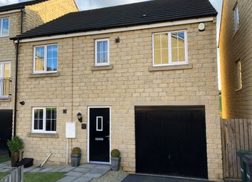 Thumbnail 4 bed detached house for sale in Woodsley Fold, Thornton, Bradford