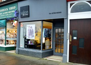 Thumbnail Retail premises for sale in Salon Francesca, 34, East Princes Street, Rothesay, Isle Of Bute