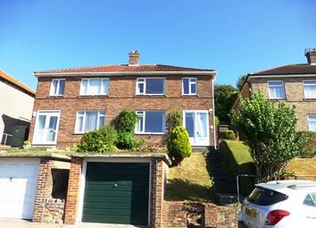 Thumbnail 3 bed semi-detached house for sale in Mount Road, Dover