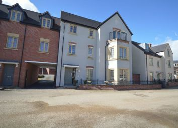 Thumbnail 2 bed flat for sale in St. Johns Walk, Lawley Village, Telford