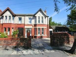 Thumbnail 2 bed flat for sale in Kimberley Drive, Crosby, Liverpool