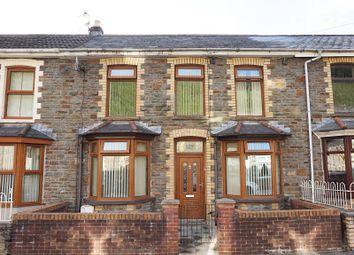 3 bed terraced house for sale in St. John Street, Ogmore Vale, Bridgend, Bridgend County. CF32