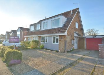 Thumbnail 3 bed semi-detached house for sale in Green Park, Chatteris