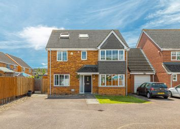 """Thumbnail 5 bed detached house for sale in The Hermitage, """"Church End"""", Arlesey, Beds"""