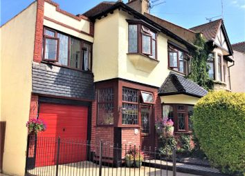 Thumbnail 5 bed detached house for sale in Silverdale Avenue, Westcliff-On-Sea, Essex