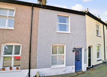 Thumbnail 2 bed terraced house for sale in South Hill Road, Gravesend, Kent