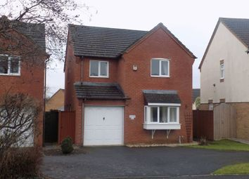 Thumbnail 4 bedroom detached house for sale in Pennine Way, Swindon