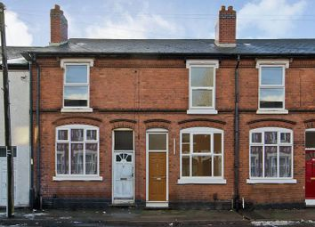 Thumbnail 2 bedroom terraced house for sale in Dalkeith Street, Walsall