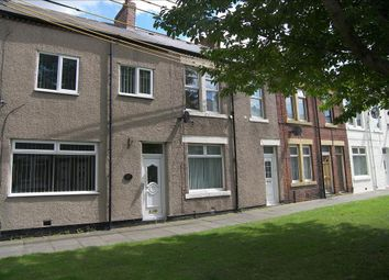 Thumbnail 3 bed terraced house to rent in Harrow Street, Shiremoor, Newcastle Upon Tyne