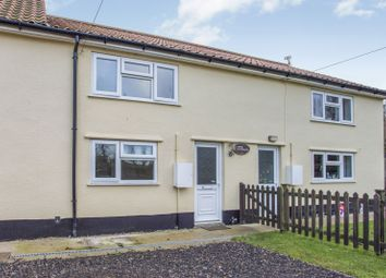 Thumbnail 2 bed terraced house to rent in Anvil Cottages, Long Green, Woodbridge