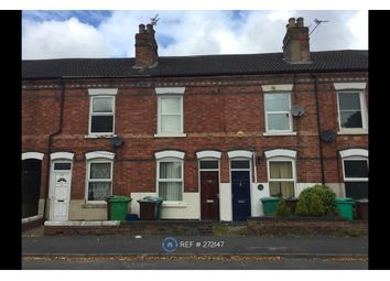 Thumbnail 3 bedroom terraced house to rent in Lamcote Street, Nottingham