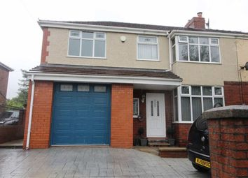 Thumbnail 5 bedroom semi-detached house for sale in Chorley New Road, Lostock, Bolton