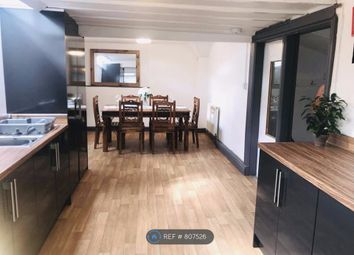 Thumbnail 6 bed terraced house to rent in The Crescent, Bangor