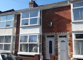 Thumbnail 3 bed terraced house to rent in Fords Road, Exeter, Devon