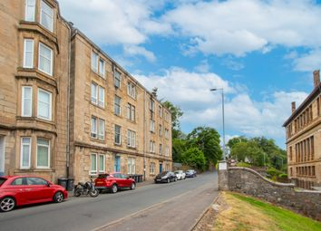 Thumbnail 2 bed flat for sale in Glen Avenue, Port Glasgow, Inverclyde