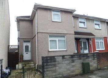 Thumbnail 3 bed end terrace house for sale in Tymawr Street, Port Tennant, Swansea