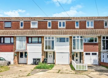 Thumbnail 3 bed terraced house for sale in Rowner Road, Gosport