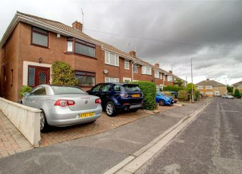Thumbnail 3 bed end terrace house for sale in Chedworth, Kingswood, Bristol