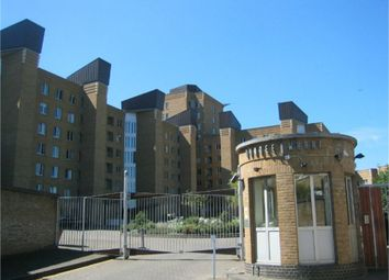 Thumbnail 3 bedroom flat to rent in Dundee Wharf, 100 Three Colt Street, Limehouse