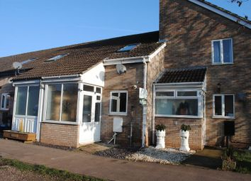 Thumbnail 2 bed terraced house for sale in Darters Close, Lydney