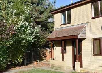 Thumbnail 2 bed terraced house to rent in Mendelssohn Grove, Milton Keynes
